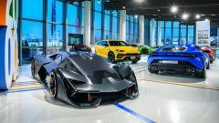 Museo Lamborghini riapre dopo emergenza COVID-19