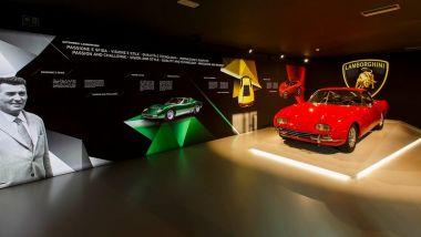 Museo Lamborghini, Sant'Agata Bolognese