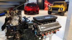 Museo Lamborghini: Urus e LM002
