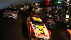 Museo Mercedes di Stoccarda: alcuni modelli sportivi prodotti dalla Stella