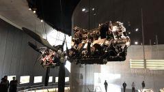 Museo Mercedes di Stoccarda: durante la Seconda Guerra Mondiale Mercedes produsse anche motori aeronautici