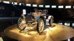 Museo Mercedes di Stoccarda: la 40PS, primo modello a portare il nome Mercedes