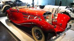 Museo Mercedes di Stoccarda: la Mercedes 500K Spezial-Roadster