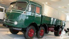 Museo Mercedes, non solo auto: il camion LP 333 del '57