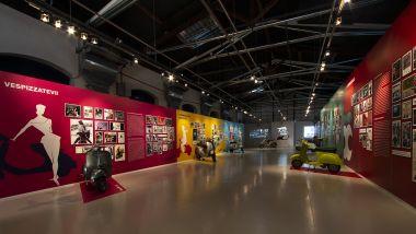 Museo Piaggio: la mostra per i 75 anni di Vespa