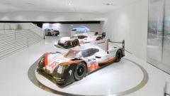 Museo Porsche: 700 modelli visti dall'alto