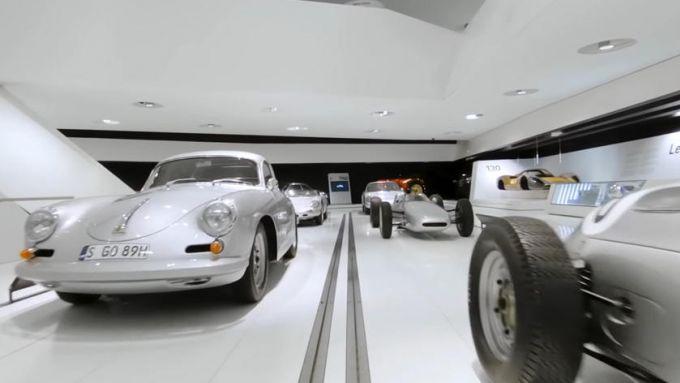 Museo Porsche: come visitarlo restando comodamente a casa