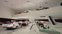 Museo Porsche: esposte macchine di ogni epoca, da competizione e stradali