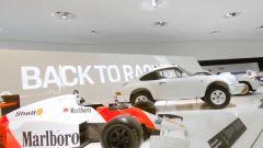 Museo Porsche: in primo piano una Formula Uno