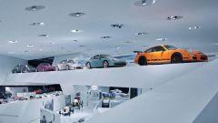 Museo Porsche: una visita virtuale con il drone