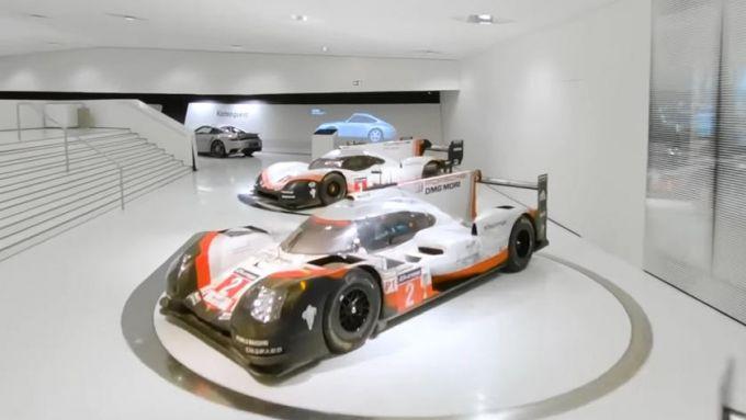 Museo Porsche: una visita virtuale con un punto di vista inedito