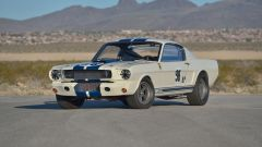 Mustang Shelby GT350R: 3/4 anteriore