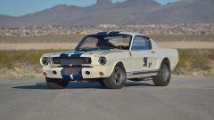 Mustang Shelby GT350R di Ken Miles all'asta: storia, prezzo