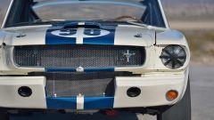Mustang Shelby GT350R: dettaglio anteriore