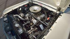 Mustang Shelby GT350R: dettaglio del motore