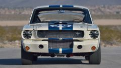 Mustang Shelby GT350R: frontale