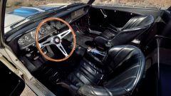 Mustang Shelby GT350R: gli interni