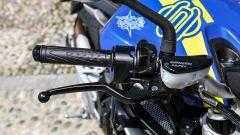 MV Agusta Brutale 800: la pompa del freno anteriore è Nissin