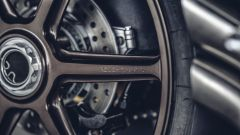 MV Agusta Brutale 800 RR Ballistic Trident, cerchio posteriore