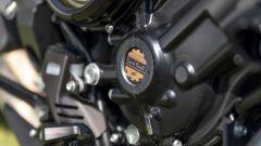 MV Agusta Brutale 800 RR SCS 2021: la targhetta col nome di chi ha assemblato questa moto