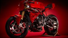 MV Agusta Brutale Ago TT by Deus Ex Machina