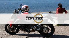 MV Agusta Certified, il programma per le moto usate