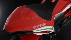 MV Agusta Dragster 800 RC, la coda