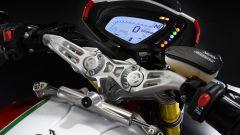 MV Agusta Dragster 800 RC, la strumentazione
