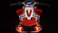 MV Agusta Dragster 800 RC, vista posteriore