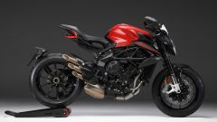 MV Agusta: Dragster 800 Rosso