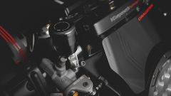 MV Agusta Dragster Blackout, anteriore