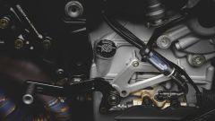 MV Agusta Dragster Blackout, pompa freno posteriore