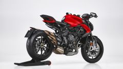 MV Agusta Dragster Rosso 2021