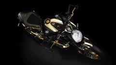 MV Agusta Drgster Shining Gold: la one off è già consegnata