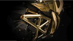 MV Agusta Drgster Shining Gold: le finiture dorate