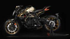 MV Agusta Drgster Shining Gold: Special 3 cilindri