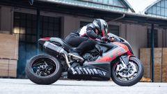 Alla scoperta delle MV Agusta F3 e Brutale 800 da stunt riding - Immagine: 15