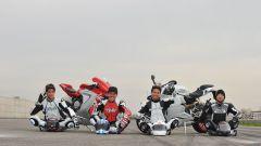 MV Agusta F3 800 vs Ducati 899 Panigale - Immagine: 100