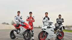 MV Agusta F3 800 vs Ducati 899 Panigale - Immagine: 121