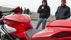 MV Agusta F3 800 vs Ducati 899 Panigale - Immagine: 70