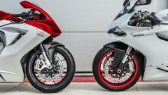 MV Agusta F3 800 vs Ducati 899 Panigale - Immagine: 66