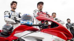 MV Agusta F3 800 vs Ducati 899 Panigale - Immagine: 31