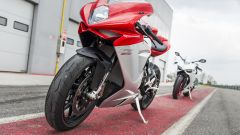 MV Agusta F3 800 vs Ducati 899 Panigale - Immagine: 7