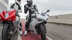 MV Agusta F3 800 vs Ducati 899 Panigale - Immagine: 61