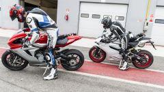 MV Agusta F3 800 vs Ducati 899 Panigale - Immagine: 48