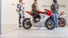 MV Agusta F3 800 vs Ducati 899 Panigale - Immagine: 37