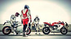 MV Agusta F3 800 vs Ducati 899 Panigale - Immagine: 1