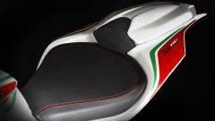 MV Agusta F3 RC 2018, sella