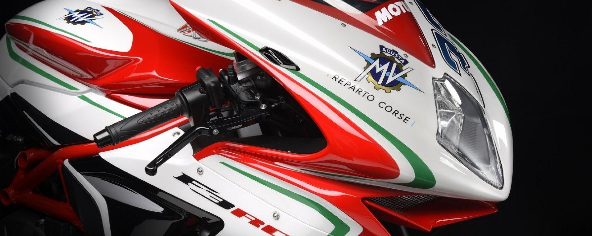 MV Agusta F3 RC 2018