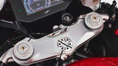 """MV Agusta F3 Rosso, la sportiva fa ora parte della gamma """"low cost"""" - Immagine: 10"""